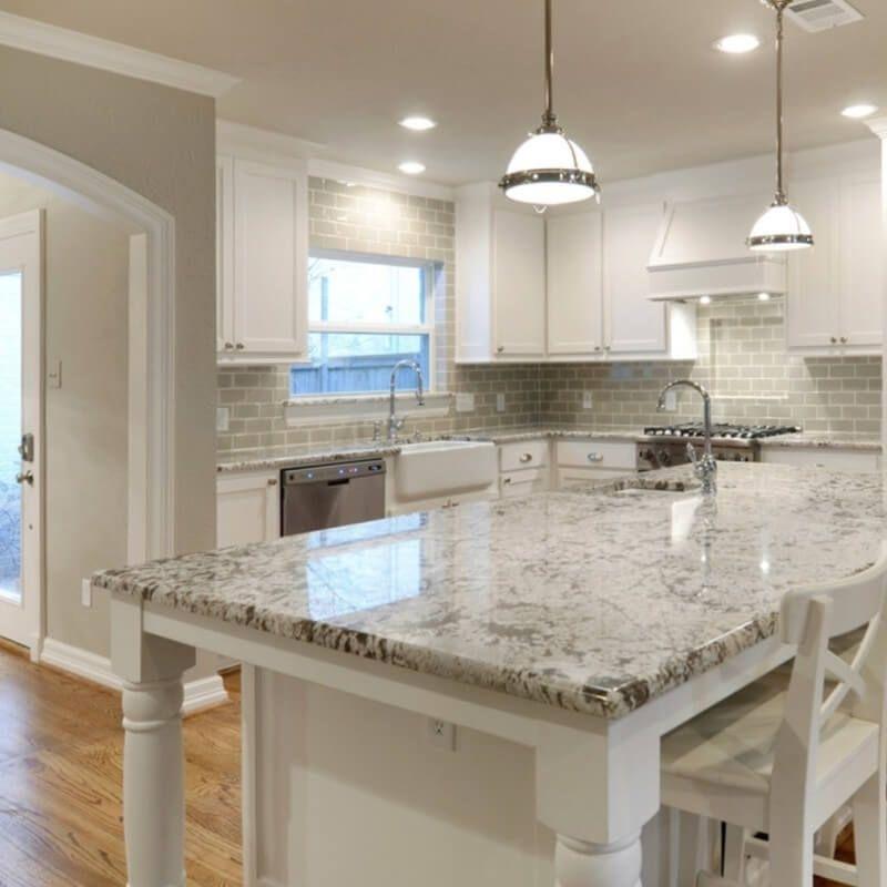 Granito Branco para Cozinha Cidade Universitária - Bancada de Granito para Cozinha