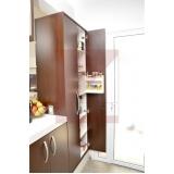 cozinha planejada apartamento preços Fazenda Bradesco