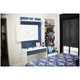 dormitório planejado moderno Hortolândia