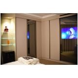 dormitório planejados apartamentos pequenos preço Bosque de Barão