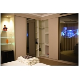 dormitório planejados apartamentos pequenos valor Jardim Campina Grande