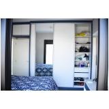 dormitório planejados apartamentos pequenos Fazenda Santa Paula