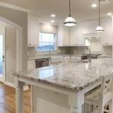 granito branco para cozinha Chácara Belvedere