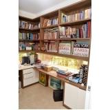 móveis de escritório planejados valor Chácara Boa Vista