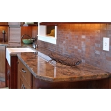 onde encontro pedra de granito para cozinha Chácara Primavera